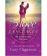 5 love languages - $7.95