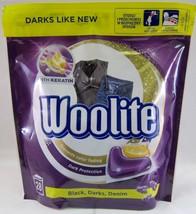 Woolite Capsules: DARK FABRICS -28 washes -Made in Europe - $22.76