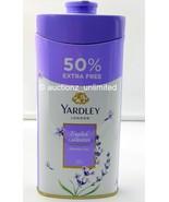 Yardley London Talcum Powder English Lavender 150 grams pack (5.3 oz) Ti... - $9.99