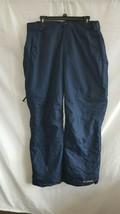 Columbia Men's Snow Gun Pants, Collegiate Navy, XL - $24.74