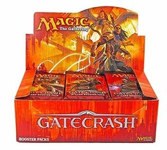 Magic: The Gathering MTG Gatecrash Booster Box - Sealed Box 36 Packs - $116.68