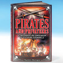 Pirates Book - $15.98