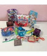 Childrens Toy Game Craft Lot Travel Games Large Lot  - $14.85