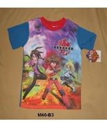 Bakugan Battle Brawlers Size 4/5 Tee Shirt  NWT - $9.99
