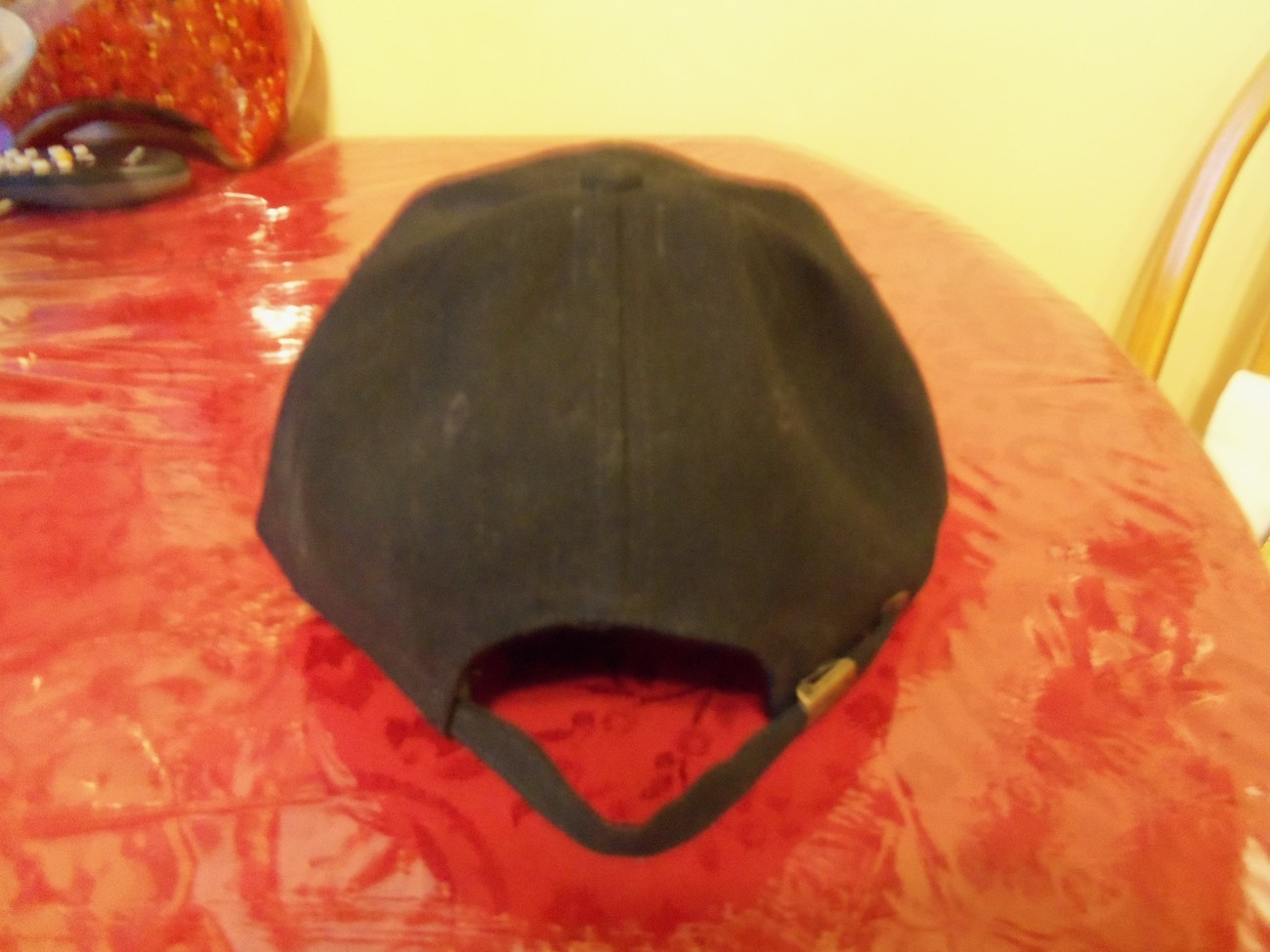 Men's Clothing, shoes and accessories  - Quality Black Denim Ball Cap