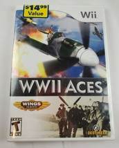 WWII Aces (Nintendo Wii, 2008) Wii - FACTORY SEALED - BRAND NEW! - $9.89