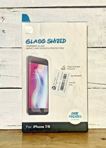 Zagg iFrogz Apple iPhone 7 Plus / 8 Plus Glass Shield Screen Protector, New! - $11.88