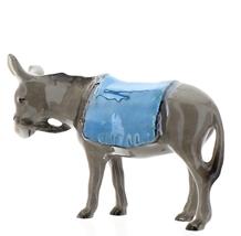 Hagen-Renaker Specialties Ceramic Nativity Figurine Donkey with Blanket image 8