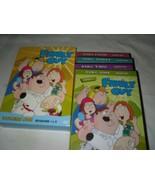 Family Guy - Volume 1: Seasons 1 & 2 (DVD, 2009, 4-Disc Set, iTunes Samp... - $8.59