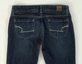 American Eagle Women's Size 0 Regular 30 X 31 Blue Jeans Real Flare - $14.84
