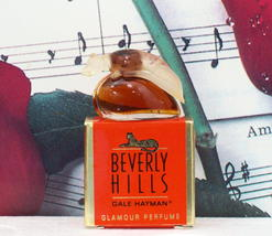 Gale Hayman Beverly Hills Glamour Perfume Mini 4 ML. - $29.99