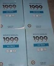 1999 chevy suburban tahoe escalade gmc yukon workshop service manual lot - $197.96