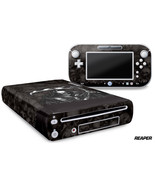 Skin Decal Wrap for Nintendo Wii U Gaming Console & Controller Sticker R... - $9.85