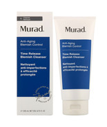 Murad Time Release Acne Blemish Cleanser 6.75oz New Sealed - $23.75