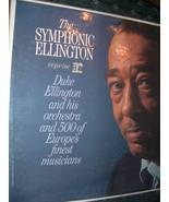 1963 DUKE ELLINGTON / SYMPHONIC ELLINGTON LP 33 RPM - $9.95