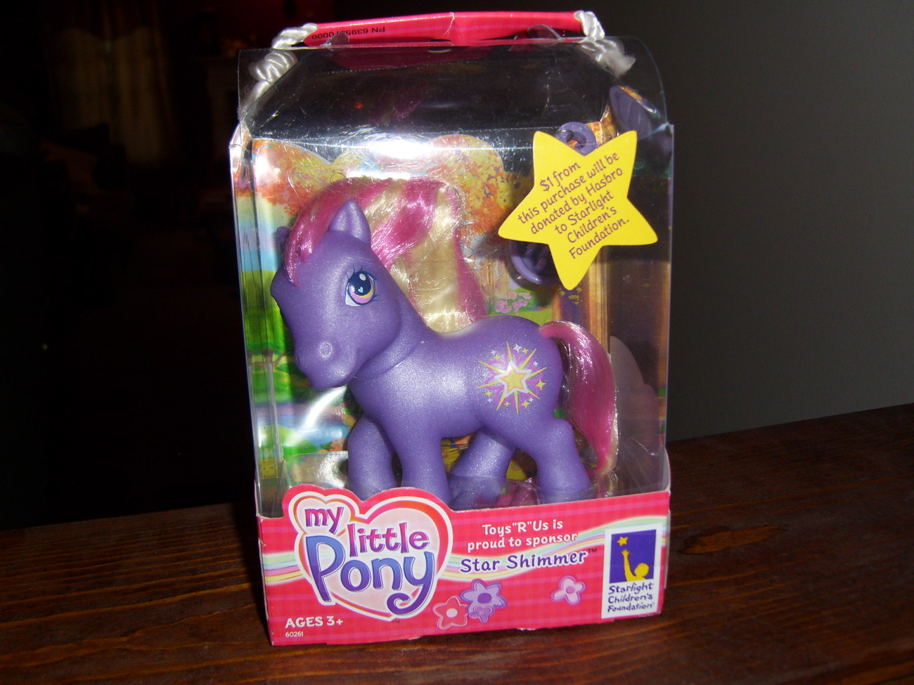 My Little Pony G3 MIB Star Shimmer