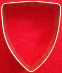 Primary image for Shield cookie cutter