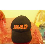 """Men's Clothing, shoes and accessories  - Quality """"MAD"""" Ball Cap - $7.95"""