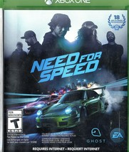 Need for Speed - Microsoft Xbox One, 2015 - $8.95