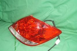 05-08 Acura RL LED Tail Light Lamp Passenger Right RH image 3