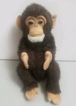 "FurReal Friends 10"" Newborn Chimp Monkey Hasbro 2006 Interactive Pet 76761 - $19.39"