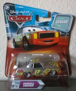 Disney Pixar CARS Ransburg diecast DARRELL CARTRIP CHASE 114 - $6.00