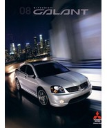 2008 Mitsubishi GALANT sales brochure catalog 08 US Ralliart - $6.00
