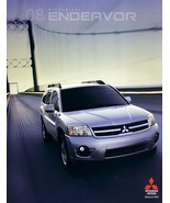 2008 Mitsubishi ENDEAVOR sales brochure catalog 08 US SE LS - $8.00