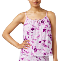 Alfani Printed Tank Pajama Top ( Top Only), Size XXXL - $11.29