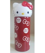 Sanrio License Hello Kitty Stainless Steel Water Bottle 360 ml Red/White  - $29.70