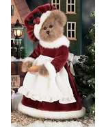 """Bearington Bears """"Mrs. Claus"""" 14"""" Collectible Bear- Sku #1476- 2004- New - $59.99"""