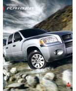 2008 Mitsubishi RAIDER sales brochure catalog 08 US Dakota - $8.00
