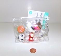Yoobi 3D Fun Erasers 6 Pack - $6.92