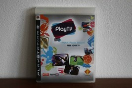 Play TV - PS3 Game - $9.89