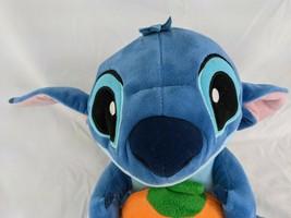 "Disney Lilo & Stitch Plush Pumpkin Jack o Lantern 12"" Stuffed Animal Toy - $44.95"