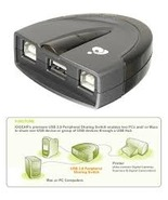 IOGEAR GUB201 USB 2.0 Peripherals Sharing Switc... - $24.99
