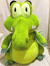 "Disney Wheres My Water Swampy 22"" Large Plush Doll Jakks 2012 - $17.81"