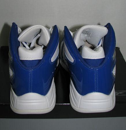 Reebok ATR Detonate Basketball Shoes Royal Blue/White Mens 7.5 Womens 9.5
