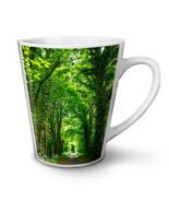 Green Forest Road NEW White Tea Coffee Latte Mug 12 17 oz | Wellcoda - $16.99+