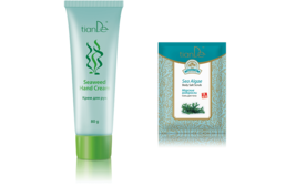 TianDe Seaweed Nourishing Hand Cream and Seawee... - $11.62