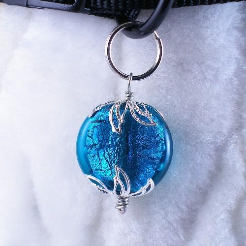 Indian foil blue b