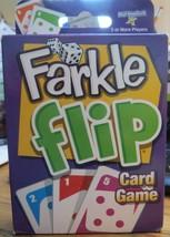 FARKLE FLIP CARD GAME - BRAND NEW - $9.99