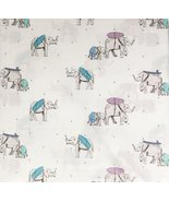 Max Studio Elephants with Surfboards Microfiber Sheet Set Queen - $65.00