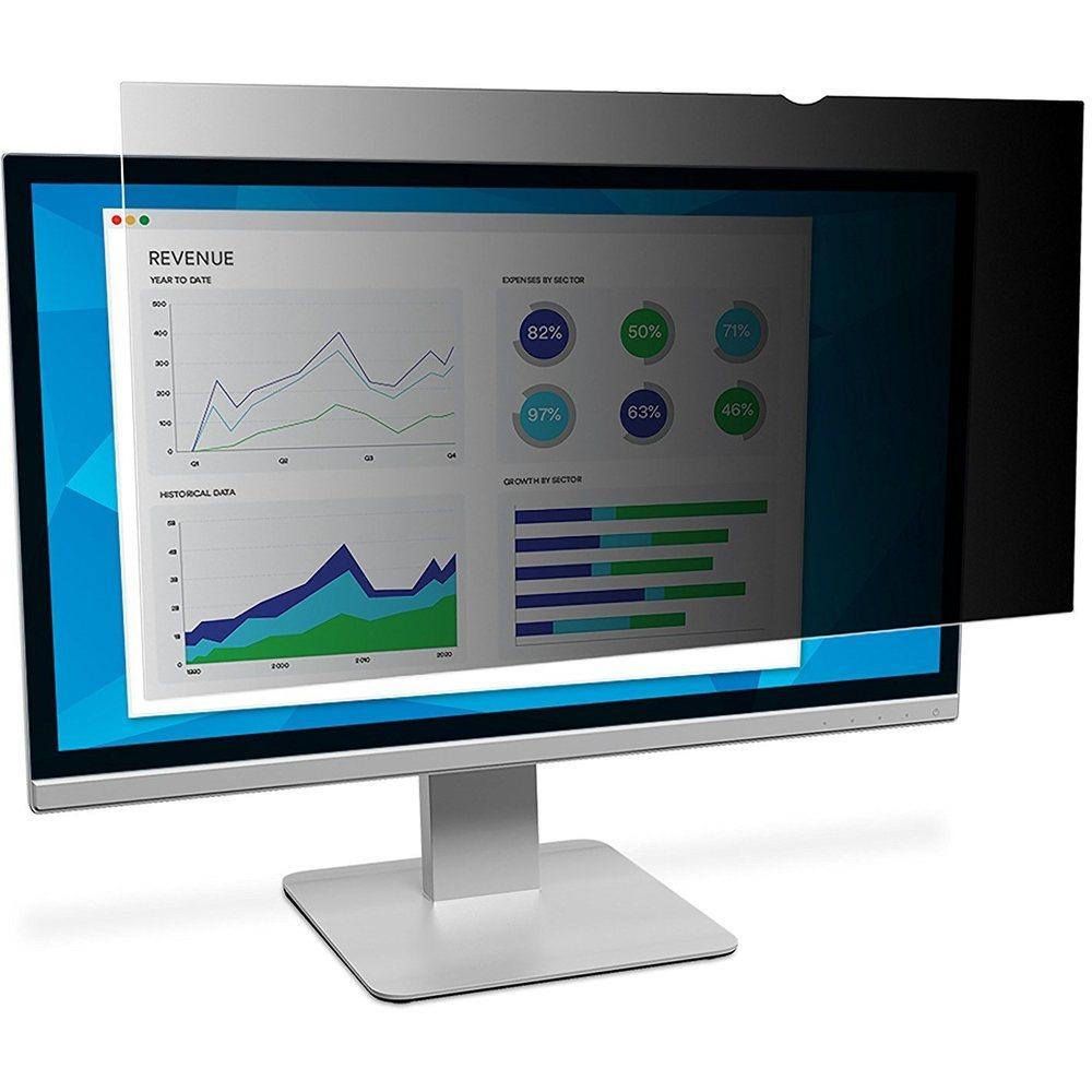 3M PF230W9B Privacy Filter for 23-inch Widescreen Monitor - Black