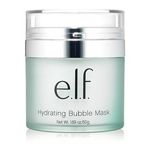 e.l.f. Cosmetics Hydrating Bubble Mask for Cleansing and Moisturizing Yo... - $16.69