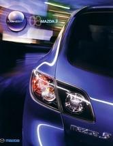 2008 Mazda 3 MAZDA3 brochure catalog 08 US MAZDASPEED - $8.00
