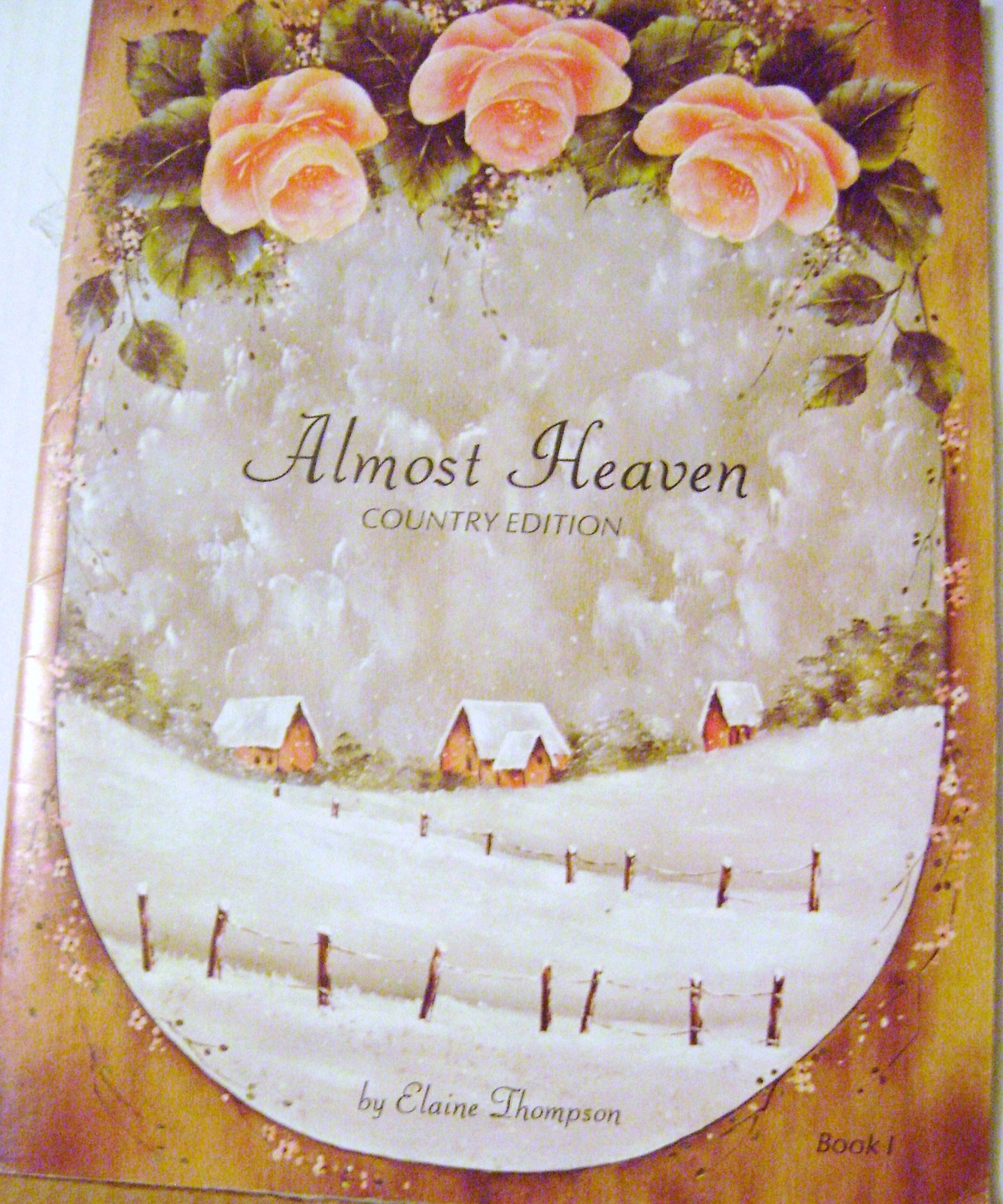 Primary image for Almost Heaven Country Edition Craft Projects