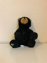 Plush Toy Stuffed Animal Webkinz Black Bear Ganz - $1.80