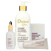 GLOW - Diamond Glow Elegant Whitening Beauty Milk - With Amla & Dandelion Extrac - $325.99
