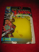 1992 Toybiz / Marvel Comics X-Men Action Figure: Gideon - Original Cardback - $7.00